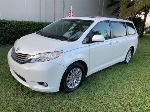 2015 Toyota Sienna for sale at Ven-Usa Autosales Inc in Miami FL
