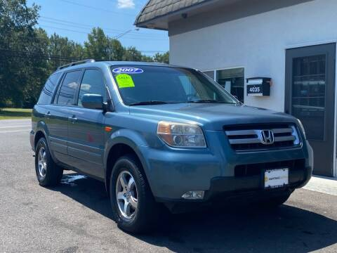 2007 Honda Pilot for sale at Vantage Auto Group in Tinton Falls NJ