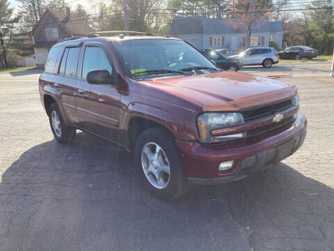 2005 Chevrolet TrailBlazer for sale at Irving Auto Sales in Whitman MA