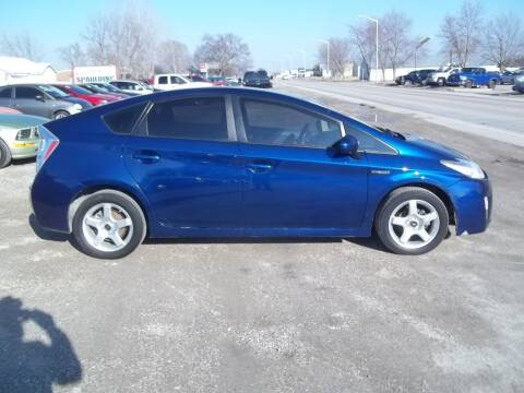 2011 Toyota Prius for sale at BRETT SPAULDING SALES in Onawa IA