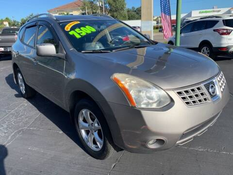 2009 Nissan Rogue for sale at Used Car Factory Sales & Service in Bradenton FL