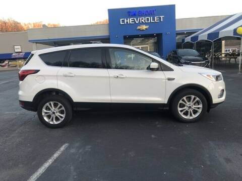 2019 Ford Escape for sale at Tim Short Auto Mall in Corbin KY