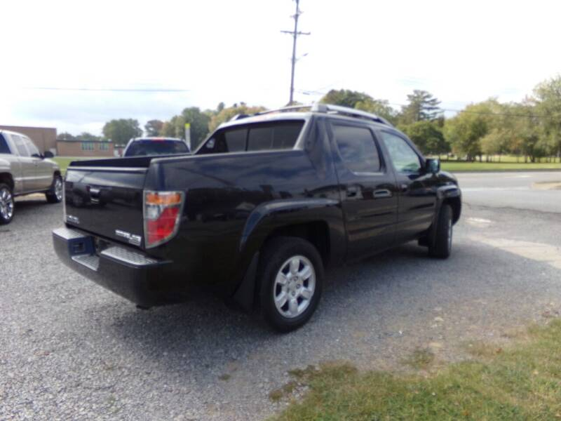 2006 Honda Ridgeline for sale at English Autos in Grove City PA