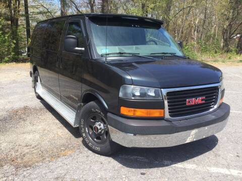 2003 GMC Savana Cargo for sale at Motuzas Automotive Inc. in Upton MA