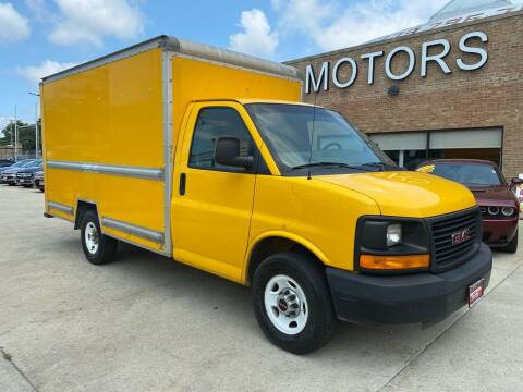 2013 GMC Savana Cutaway for sale at Windy City Motors in Chicago IL