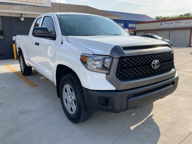 2018 Toyota Tundra for sale at Princeton Motors in Princeton TX