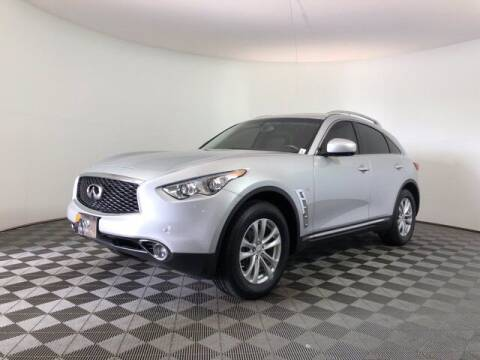 2017 Infiniti QX70 for sale at BMW of Schererville in Shererville IN