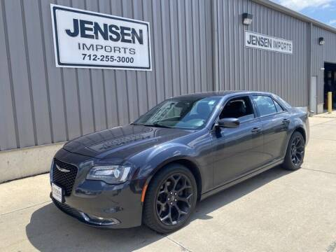 2019 Chrysler 300 for sale at Jensen's Dealerships in Sioux City IA