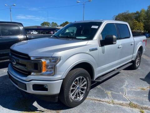 2018 Ford F-150 for sale at Smart Auto Sales of Benton in Benton AR