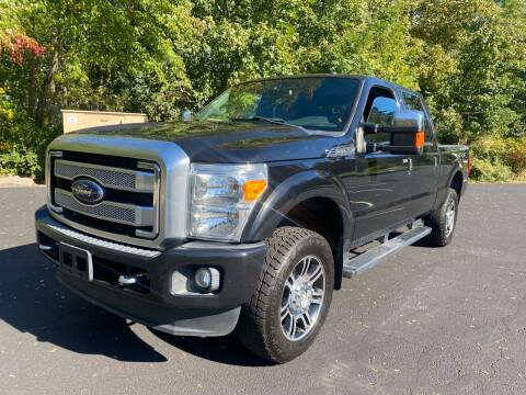 2015 Ford F-250 Super Duty for sale at Advanced Fleet Management in Towaco NJ