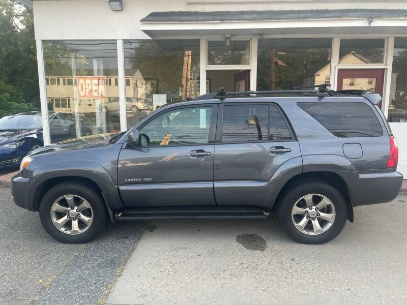 2007 Toyota 4Runner for sale at O'Connell Motors in Framingham MA