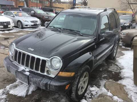 2006 Jeep Liberty for sale at Steve's Auto Sales in Madison WI