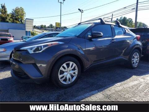2019 Toyota C-HR for sale at Hi-Lo Auto Sales in Frederick MD