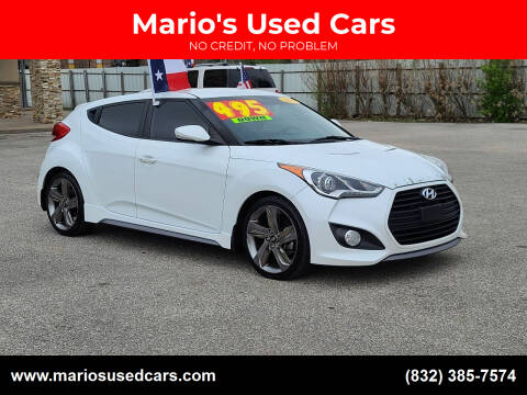 2015 Hyundai Veloster for sale at Mario's Used Cars - Pasadena Location in Pasadena TX