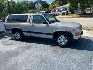 1995 Dodge Dakota for sale at Turnpike Motors in Pompano Beach FL