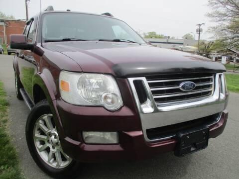 2008 Ford Explorer Sport Trac for sale at A+ Motors LLC in Leesburg VA
