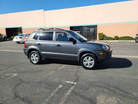 2009 Hyundai Tucson for sale at E and M Auto Sales in Bloomington CA