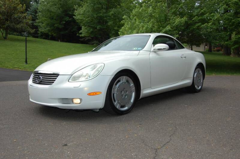 2005 Lexus SC 430 for sale at New Hope Auto Sales in New Hope PA