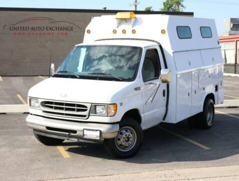 2001 Ford E-Series Chassis for sale at United Auto Exchange in Addison IL