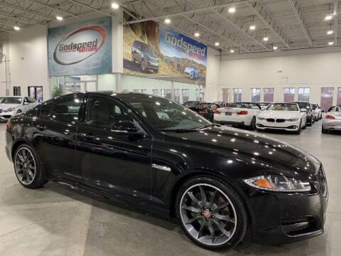 2015 Jaguar XF for sale at Godspeed Motors in Charlotte NC