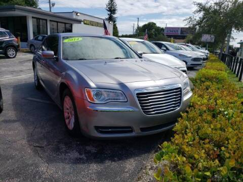 2014 Chrysler 300 for sale at Mike Auto Sales in West Palm Beach FL