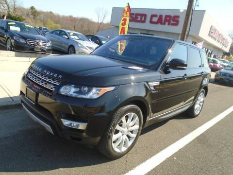 2016 Land Rover Range Rover Sport for sale at Island Auto Buyers in West Babylon NY