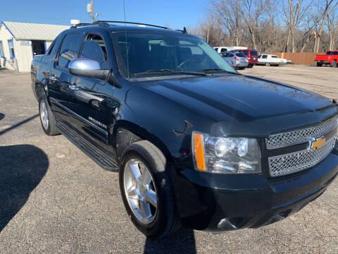 2012 Chevrolet Avalanche for sale at Ol Mac Motors in Topeka KS