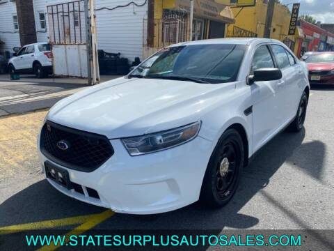 2018 Ford Taurus for sale at State Surplus Auto in Newark NJ