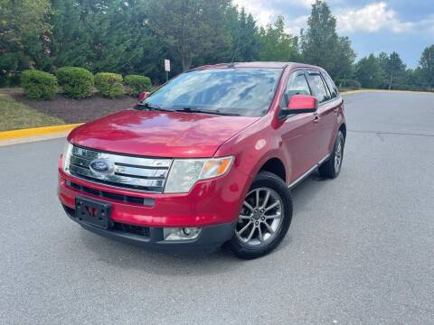2008 Ford Edge for sale at Aren Auto Group in Sterling VA