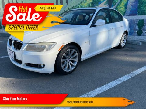 2011 BMW 3 Series for sale at Star One Motors in Hayward CA