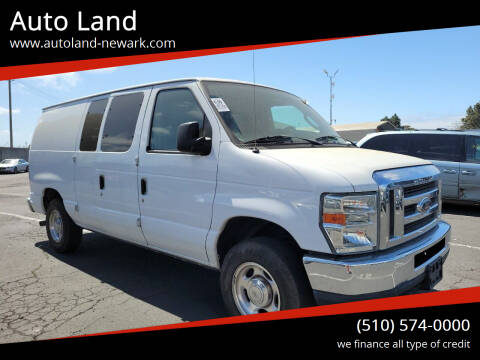 2012 Ford E-Series Cargo for sale at Auto Land in Newark CA