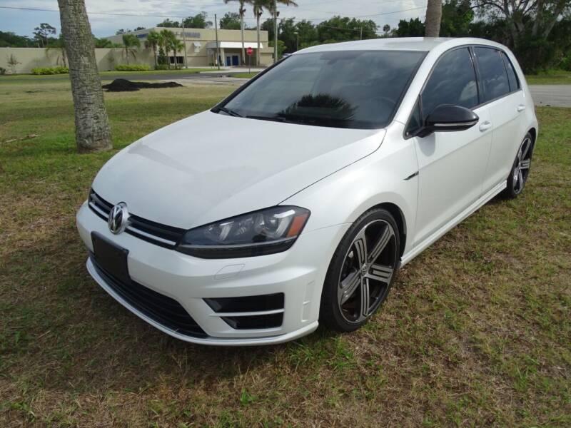2016 Volkswagen Golf R for sale at Park Avenue Motors in New Smyrna Beach FL