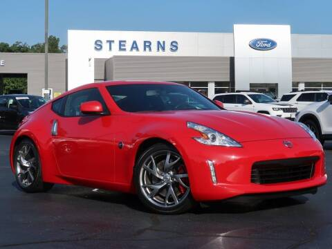 2015 Nissan 370Z for sale at Stearns Ford in Burlington NC