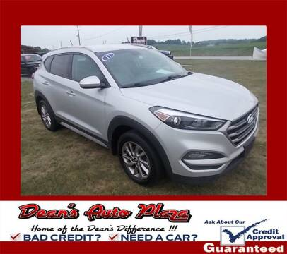 2017 Hyundai Tucson for sale at Dean's Auto Plaza in Hanover PA