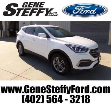 2018 Hyundai Santa Fe Sport for sale at Gene Steffy Ford in Columbus NE