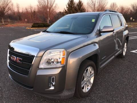 2012 GMC Terrain for sale at Cooks Motors in Westampton NJ