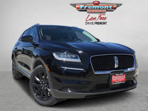 2021 Lincoln Nautilus for sale at Rocky Mountain Commercial Trucks in Casper WY