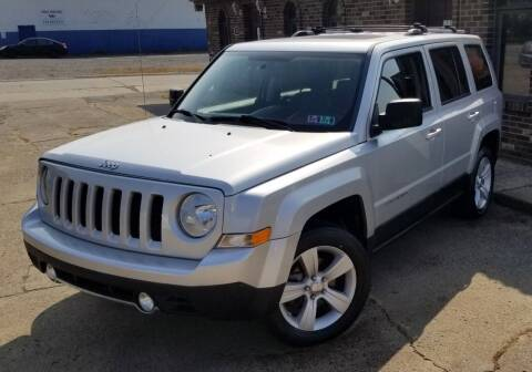 2011 Jeep Patriot for sale at SUPERIOR MOTORSPORT INC. in New Castle PA