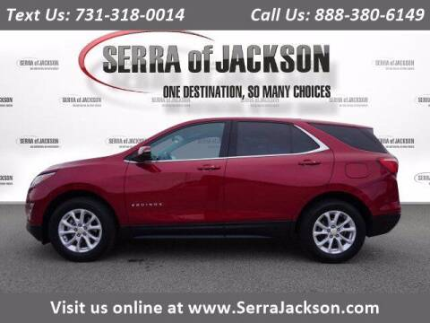 2018 Chevrolet Equinox for sale at Serra Of Jackson in Jackson TN