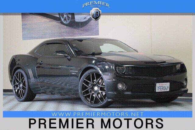 2012 Chevrolet Camaro for sale at Premier Motors in Hayward CA