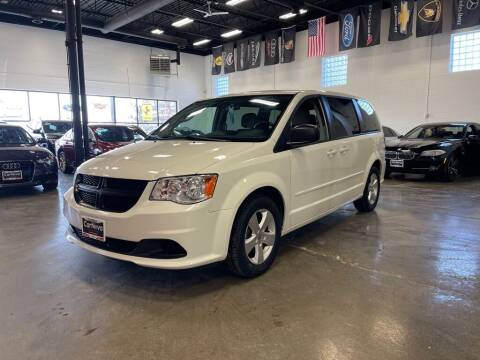 2013 Dodge Grand Caravan for sale at CarNova in Sterling Heights MI
