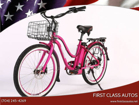 2021 X-treme Brazilian Beach Cruiser 36v for sale at First Class Autos in Maiden NC