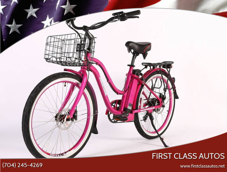 2020 X-treme Brazilian Beach Cruiser 36v for sale at First Class Autos in Maiden NC