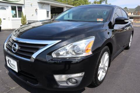 2014 Nissan Altima for sale at Randal Auto Sales in Eastampton NJ