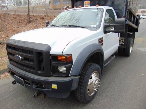 2008 Ford F-450 Super Duty for sale at LA Motors in Waterbury CT