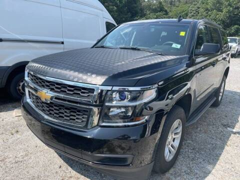 2015 Chevrolet Tahoe for sale at BILLY HOWELL FORD LINCOLN in Cumming GA