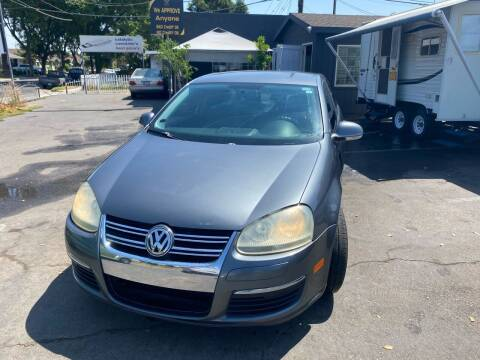 2008 Volkswagen Jetta for sale at Alliance Auto Group Inc in Fullerton CA