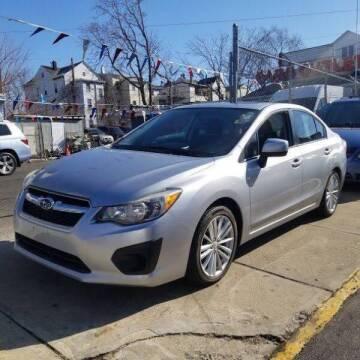 2012 Subaru Impreza for sale at G1 Auto Sales in Paterson NJ