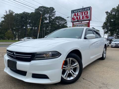 2015 Dodge Charger for sale at Carafello's Auto Sales in Norfolk VA