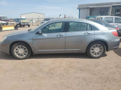 2008 Chrysler Sebring for sale at PYRAMID MOTORS - Fountain Lot in Fountain CO